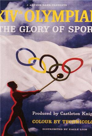 XIVth Olympiad: The Glory of Sport (1948) 1080p Poster