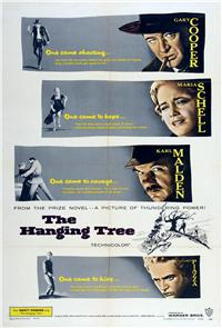 The Hanging Tree (1959) Poster