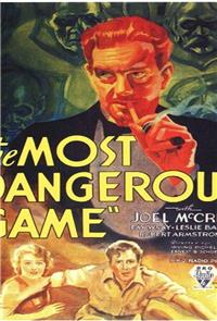 The Most Dangerous Game (1932) 1080p Poster