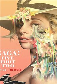Gaga: Five Foot Two (2017) 1080p Poster
