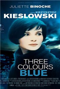 Three Colors: Blue (1993) Poster