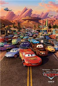 Cars (2006) 1080p Poster