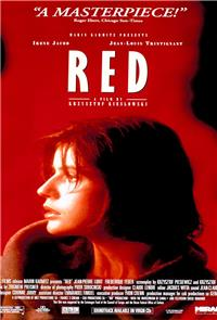 Three Colors: Red (1994) Poster