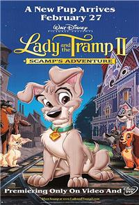 Lady and the Tramp II: Scamp's Adventure (2001) 1080p Poster