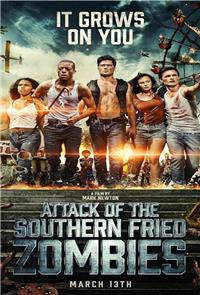 Attack of the Southern Fried Zombies (2018) Poster