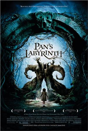Pan's Labyrinth (2006) Poster