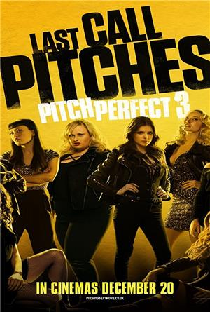 Pitch Perfect 3 (2017) 1080p Poster