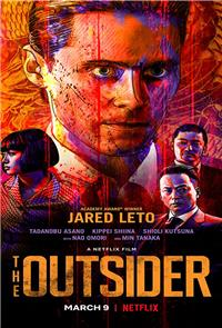 The Outsider (2018) 1080p Poster