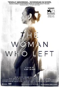The Woman Who Left (2017) Poster