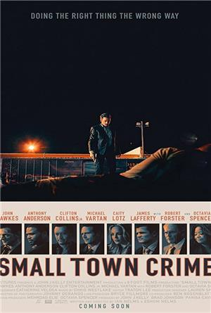 Small Town Crime (2018) 1080p Poster