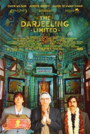 The Darjeeling Limited (2007) Poster