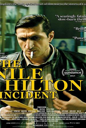 The Nile Hilton Incident (2017) 1080p Poster