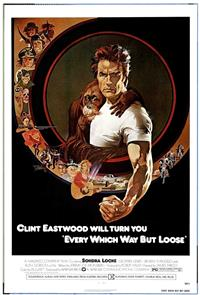 Every Which Way But Loose (1978) 1080p Poster