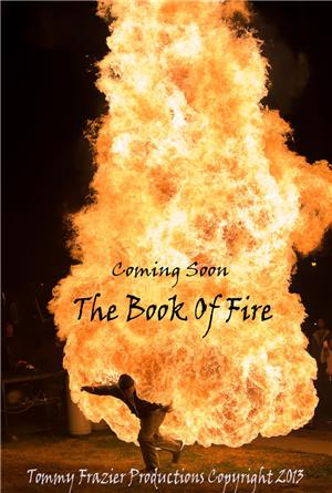 The Book of Fire (2015) 1080p Poster