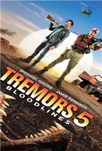 Tremors 5: Bloodlines (2015) 1080p Poster