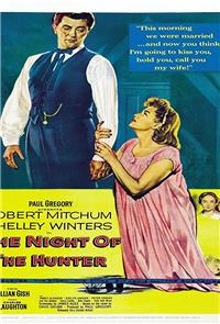 The Night of the Hunter (1955) 1080p Poster