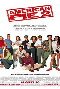 American Pie 2 (2001) Poster