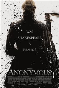 Anonymous (2011) 1080p Poster