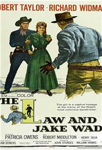 The Law and Jake Wade (1958) Poster