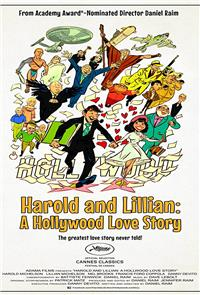 Harold and Lillian: A Hollywood Love Story (2015) 1080p Poster
