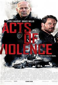 Acts of Violence (2018) 1080p Poster