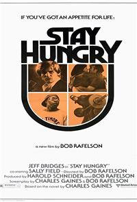Stay Hungry (1976) Poster