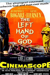 The Left Hand of God (1955) 1080p Poster