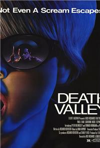 Death Valley (1982) Poster