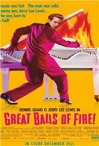 Great Balls of Fire! (1989) 1080p Poster