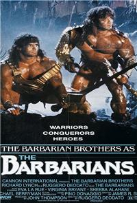 The Barbarians (1987) Poster