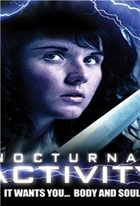 Nocturnal Activity (2014) Poster