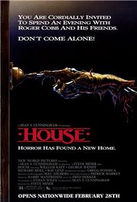 House (1986) Poster
