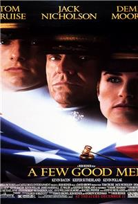 A Few Good Men (1992) 1080p Poster