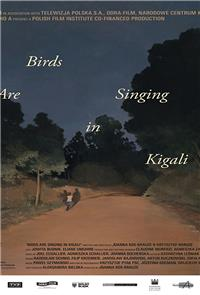 Birds Are Singing in Kigali (2017) Poster