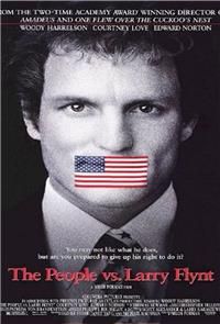 The People vs. Larry Flynt (1996) Poster