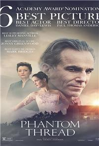 Phantom Thread (2017) 1080p Poster