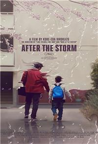 After the Storm (2016) Poster