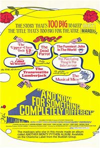 And Now for Something Completely Different (1971) 1080p Poster