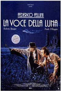 The Voice of the Moon (1990) Poster