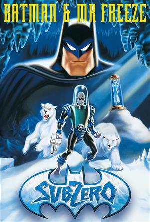 Batman & Mr. Freeze: SubZero (1998) 1080p Poster