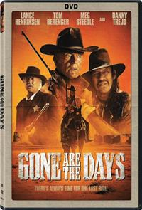 Gone Are the Days (2018) Poster