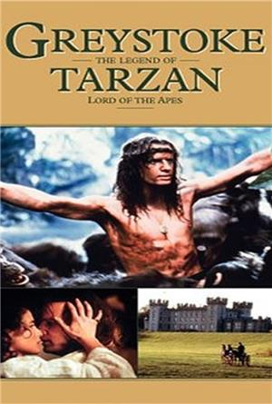 Greystoke: The Legend of Tarzan, Lord of the Apes (1984) 1080p Poster