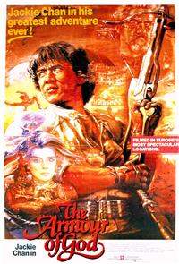 Armour of God (1986) 1080p Poster