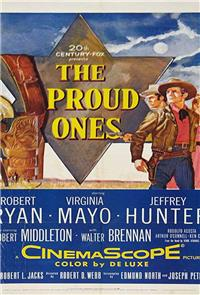 The Proud Ones (1956) 1080p Poster