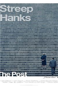 The Post (2017) 1080p Poster