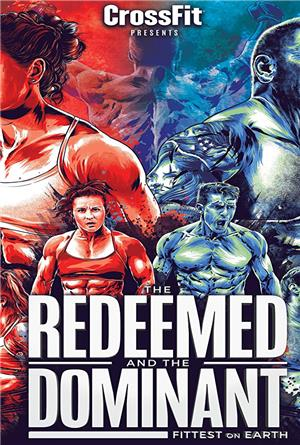 The Redeemed and the Dominant: Fittest on Earth (2018) 1080p Poster
