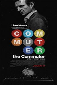 The Commuter (2018) 1080p Poster