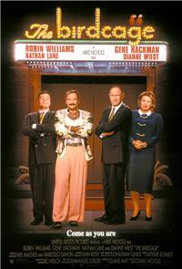 The Birdcage (1996) Poster