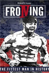 Froning: The Fittest Man In History (2015) 1080p Poster