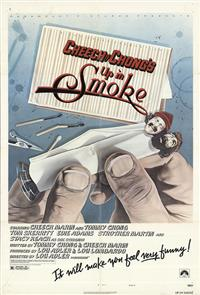 Up in Smoke (1978) 1080p Poster